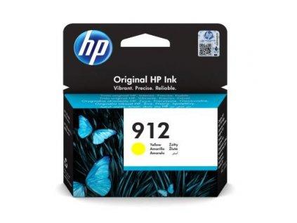 HP 912 Žlutá (3YL79AE) - originální