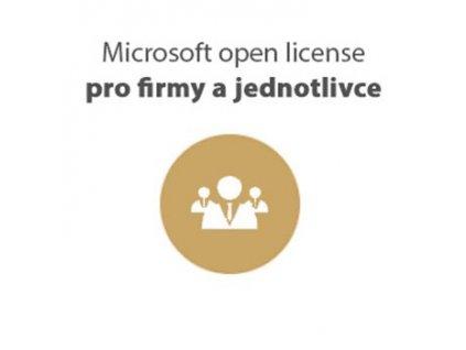 MS Exchange Server Standard  CAL Lic/SA OLP NL User CAL - licence + Software Assurance