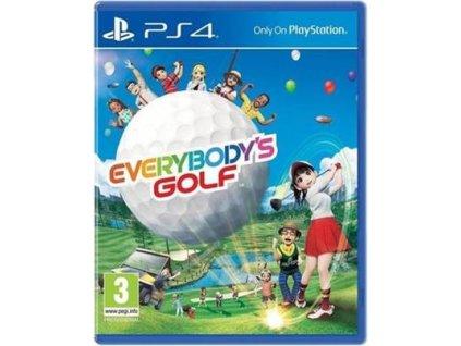 PS4 VR - Everybody's Golf