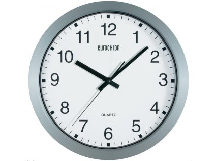 Analogové nástěnné hodiny Eurochron EQWU 880