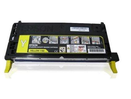 Epson Toner žlutý S051162 (až 2000 stran) pro AcuLaser C2800 - originální