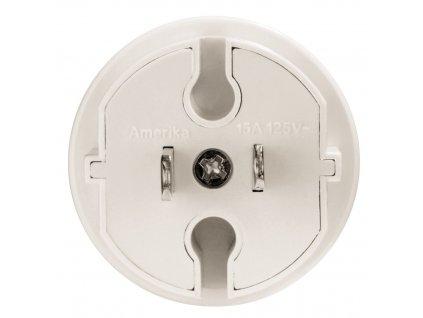 Cestovní adapter - HAMA SADA redukcí (44220)