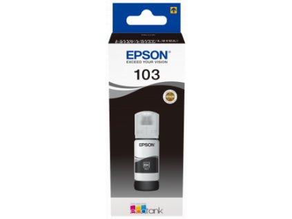 Epson EcoTank 103 Black, černá
