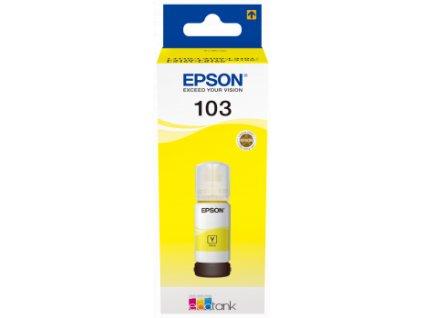 Epson EcoTank 103 Yellow, žlutá
