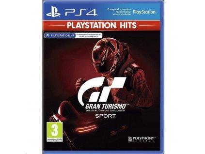PS4 - Gran Turismo Sport (HITS)
