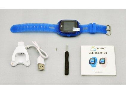 CEL-TEC KT01 Blue