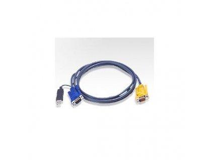 ATEN 2L-5203UP KVM sdružený kabel k CS-12xx, USB, 3m