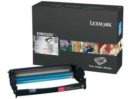 Lexmark E260X22G Fotoválec (30000 stran) pro E260, E360, E460, X264, X36x, X46x - originální