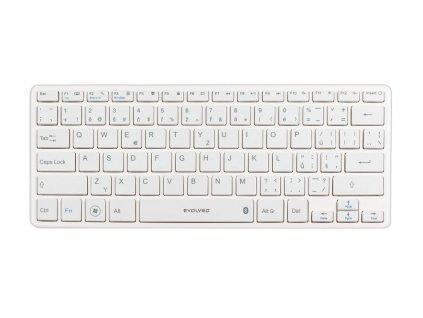 EVOLVEO WK29W Bluetooth klávesnice bílá