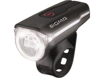 SIGMA světlo set - přední + zadní AURA 60 USB + NUGGET II.