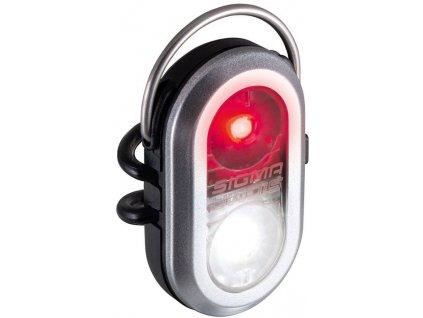 SIGMA světlo dual Micro Duo stříbrná