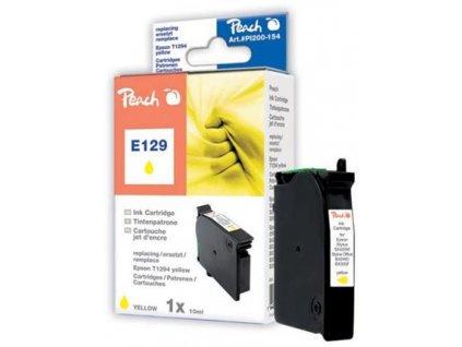 Peach E129 žlutá kompatibilní s T1294