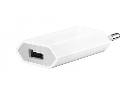 APPLE USB 5W napájecí adaptér Apple USB (mgn13zm/a)