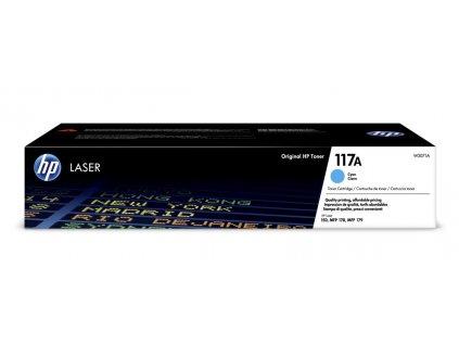 SPL HP 117A Cyan Toner (W2071A) - originální