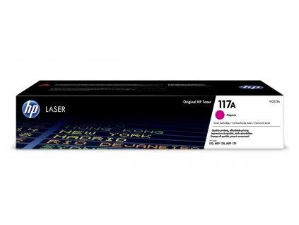 HP 117A Magenta Toner (W2073A) - originální