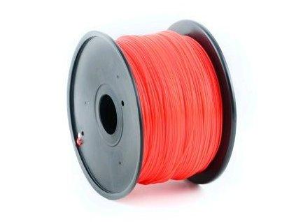 Gembird filament ABS 1.75mm 1kg, červená