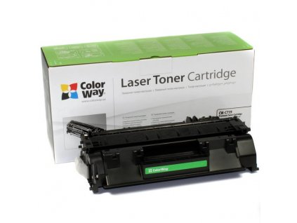 ColorWay kompatibilní toner pro Canon CRG-719/ černý/ 2300 str.