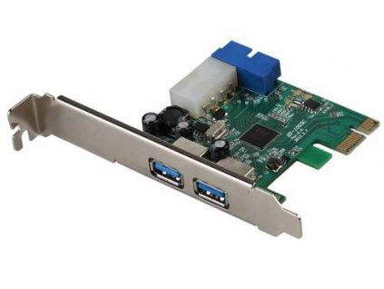 I-TEC PCIe Card 4x USB3.0 (2x externí +