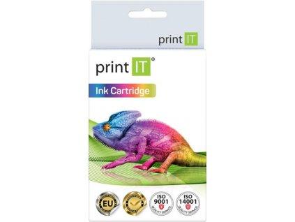 Print IT LC-1280 azurový pro tiskárny Brother