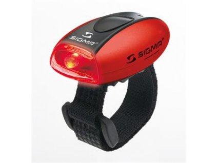SIGMA světlo zadní MICRO červená / zadní světlo LED-červená