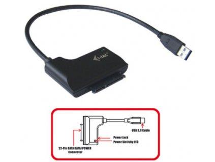 I-TEC USB3.0 / SATA adaptér