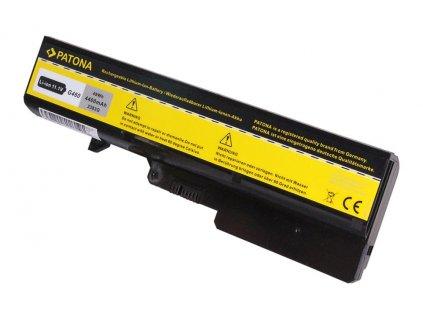 Patona PT2383 - LENOVO IdeaPad G560 4400mAh Li-Ion 11,1V