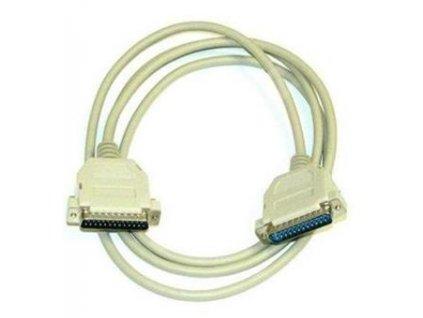 Datový kabel 25M-25M 10m 25ž