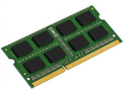 Kingston SO-DIMM DDR3 4GB 1333MHz Module Single Rank (KCP313SS8/4)