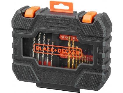 Black&Decker A7232 50 dílná sada - vrtáky a bity
