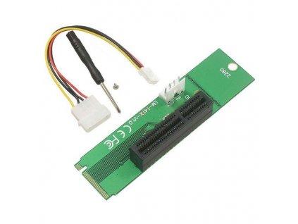 UNIBOS UNRI-M21 NGFF M2 to PCI-E Riser Card
