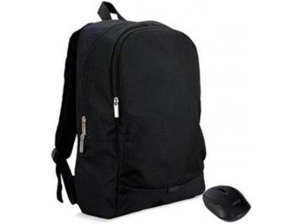 """Acer STARTER KIT batoh 15,6"""" černý + bezdrátová myš (NP.ACC11.029)"""