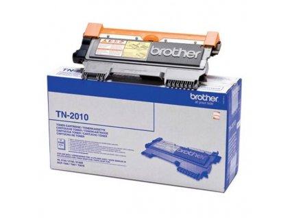 SPL Brother toner TN-2010 (HL-2130, DCP-7055 1000 str., 5%, A4, black) - originální