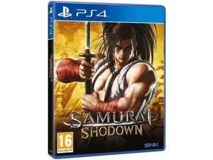 PS4 - Samurai Showdown