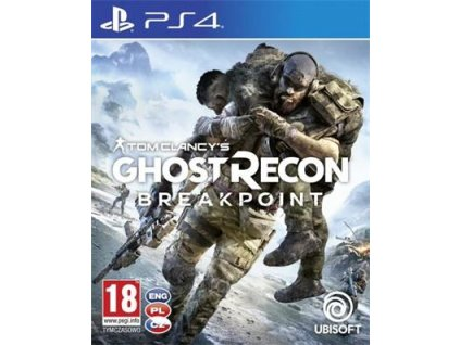 PS4 - Tom Clancy's Ghost Recon Breakpoint