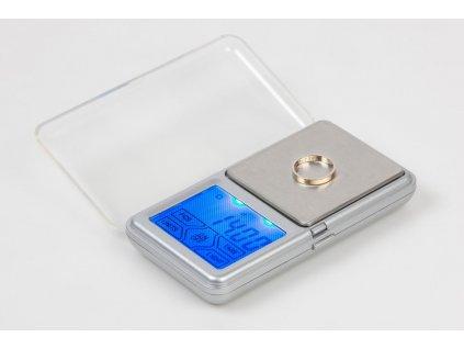 DOMO DO9096W Laboratorní, zlatnická váha