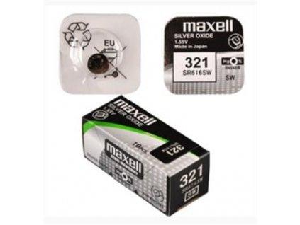 Maxell 321/SR616SW/V321