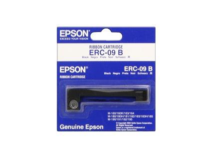 Epson barvící páska černá ERC-09B (ERC09B)