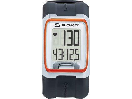 SIGMA sporttester PC 3.11  oranžová