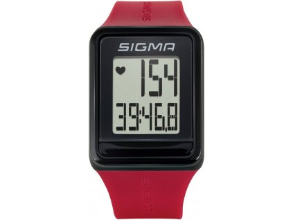 SIGMA sporttester iD.GO  rouge
