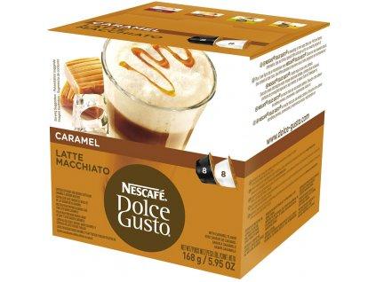 Nescafe Dolce Gusto Latte Macchiato Caramel