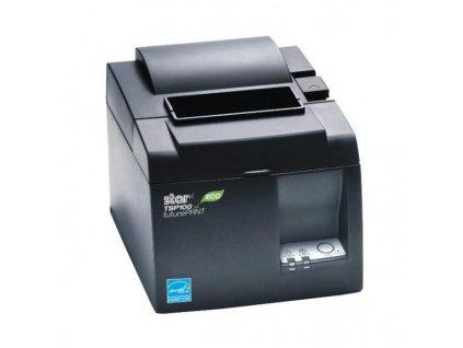 Tiskárna Star Micronics TSP143U ECO Černá, USB, řezačka