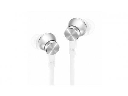 Xiaomi Mi In-Ear Headphones Basic stříbrné