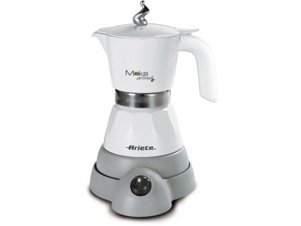 Ariete 1358/10 moka kávovar bílý