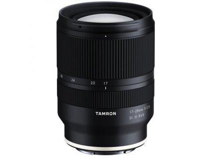 TAMRON objektiv 17-28mm F/2.8 Di III RXD pro SONY FE