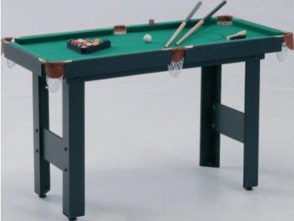 Garlando kulečník DALLAS, hrací plocha 110 x 55 cm