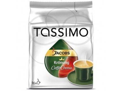TASSIMO Kapsle Jacobs Krönung Café Crema 16ks