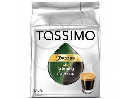 TASSIMO Kapsle Jacobs Krönung Espresso 16ks