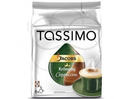 TASSIMO Kapsle Jacobs Krönung Cappuccino 8ks
