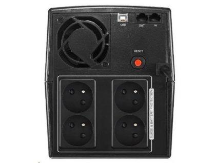 CyberPower UT Series UPS 2200VA/1320W, české zásuvky