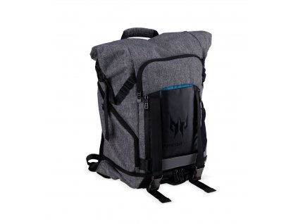 Acer Predator Gaming Rolltop backpack (NP.BAG1A.290)